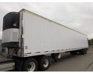 UTILITY 3000R Roll Door Lift Gate Reefer Refrigerated Trailer