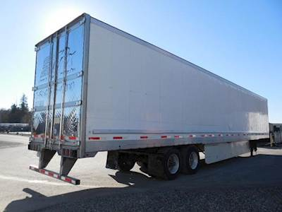2012 UTILITY 3000R SWING DOOR AIR RIDE REEFER WITH THERMO KING