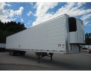 UTILITY 3000R Tri-Axle Air Ride Reefer with TK Unit Refrigerated Trailer