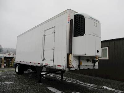 2013 UTILITY AIR RIDE MULTI TEMP REEFER Reefer Trailer
