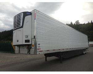 UTILITY AIR RIDE REEFER- CARRIER UNIT Refrigerated Trailer