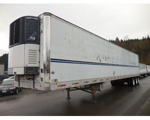 UTILITY Tri-Axle Air Ride Reefer Refrigerated Trailer