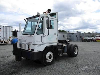 1997 Ottawa Commando 30 Tandem Axle Yard Spotter Truck - Cummins, Automatic