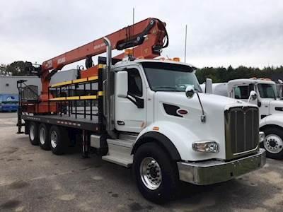 Crane Trucks For Sale | MyLittleSalesman com