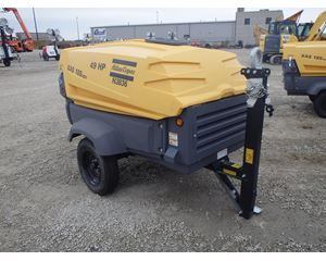 ATLAS COPCO XAS185KD7 Air Compressor