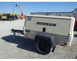 Doosan P185WJD Air Compressor