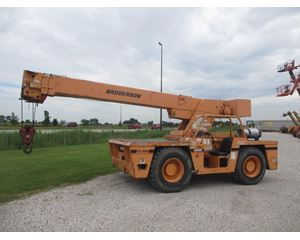 Broderson IC200-2C Carry Deck Cranes