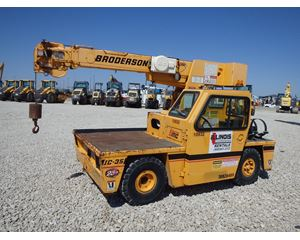 Broderson IC35-2E Carry Deck Cranes