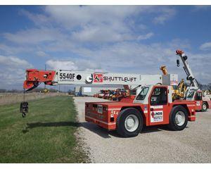 Shuttlelift 5540F Carry Deck Cranes