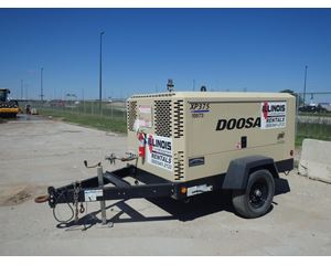Doosan XP375WJD Air Compressor