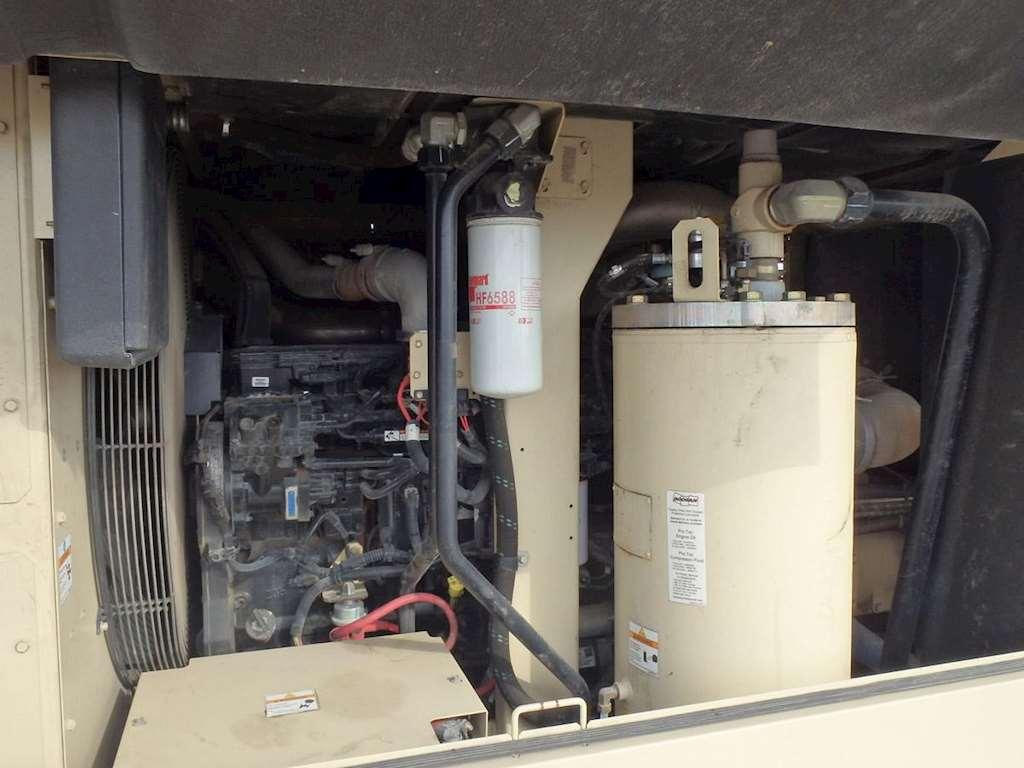 2010 ingersoll rand xp825wcu air compressor for sale 1 386 hours morris il ir146