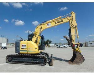 Kobelco SK140SR LC-3 Crawler Excavator