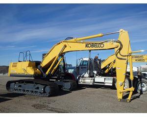Kobelco SK210 LC Crawler Excavator