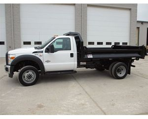 Ford F450 XL SD Medium Duty Dump