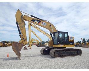 Caterpillar 328D LCR Excavator