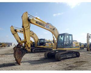 Kobelco SK170-8E Excavator