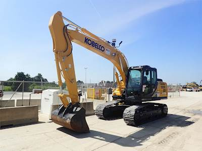 Kobelco Excavators For Sale | MyLittleSalesman com