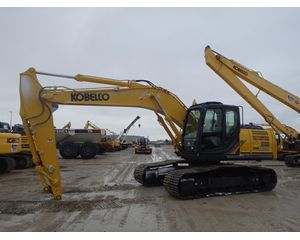 Kobelco SK210 LC Excavator