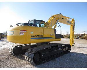 Kobelco SK295 LC-9 ACERA Excavator