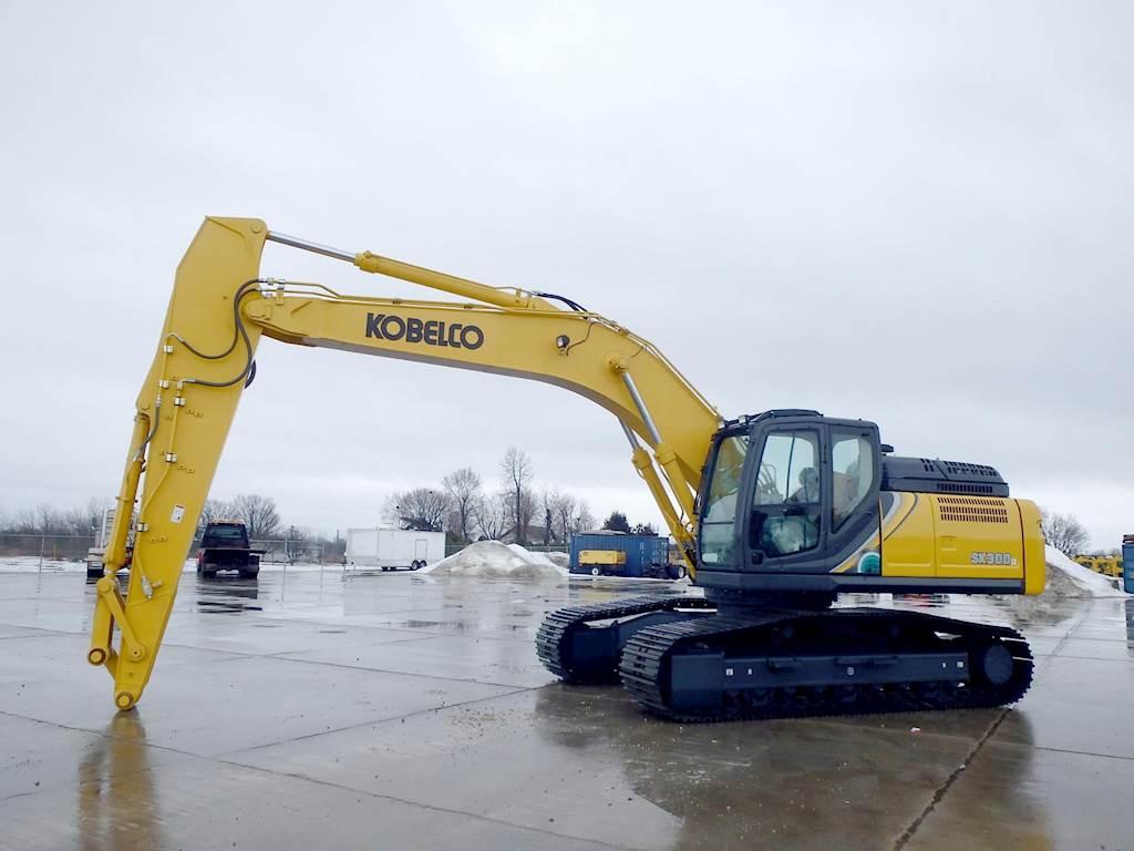 2018 Kobelco SK300 LC-10 Excavator
