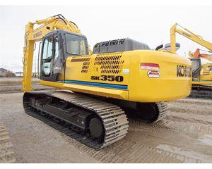 Kobelco SK350-8 Excavator