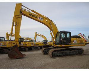 Kobelco SK350-9 Excavator