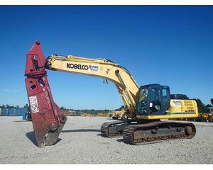 Kobelco SK350 LC-9 Excavator