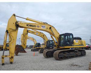 Kobelco SK485 LC Excavator