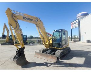 Kobelco SK80SR Excavator