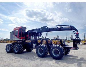 Timberpro TF830B Forwarder