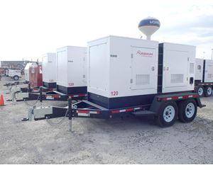 Magnum MMG120D Generator Set