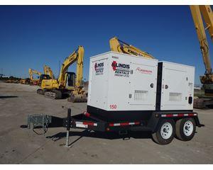 Magnum MMG150D Generator Set