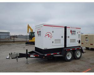 Magnum MMG235D Generator Set