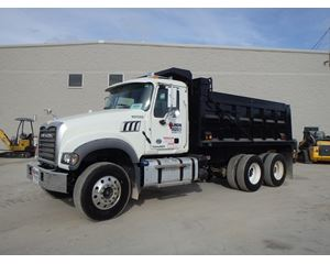 Mack GRANITE GU433 Heavy Duty Dump Truck