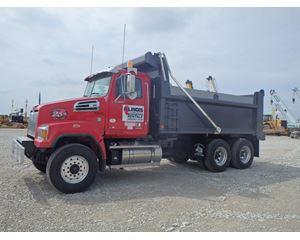 Western Star 4700 Heavy Duty Dump Truck