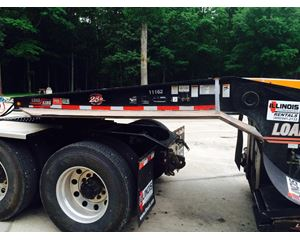 Load King 503/604SSMB Lowboy Trailer