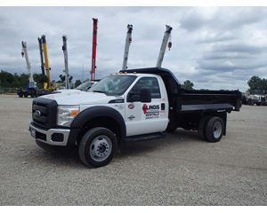Ford F-450 Medium Duty Dump Truck