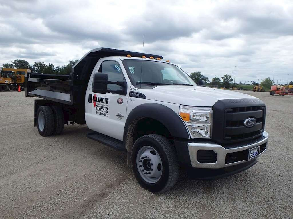 2015 ford f 450 medium duty dump truck for sale 88 619 miles morris il n3687. Black Bedroom Furniture Sets. Home Design Ideas