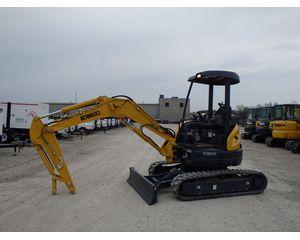 Kobelco 35SR-5 Mini Excavator