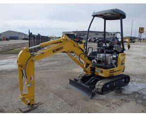 Kobelco SK17SR-3 Mini Excavator