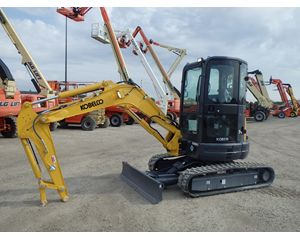 Kobelco SK35SR-5 Mini Excavator
