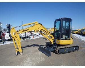 Kobelco SK35SR-6E Mini Excavator