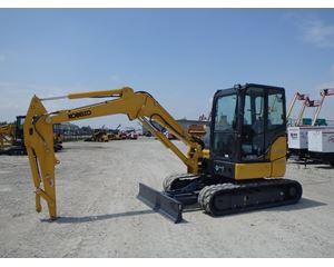 Kobelco SK55SRX Mini Excavator