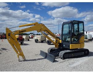 Kobelco SK55SRX-6E Mini Excavator