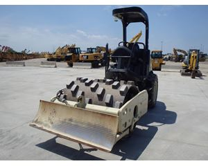 Ingersoll-Rand SD45F Padfoot Compactor