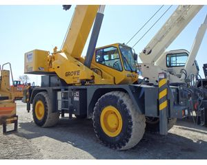 Grove RT540E Rough Terrain Cranes