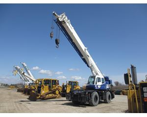 Tadano GR300XL-1 Rough Terrain Cranes