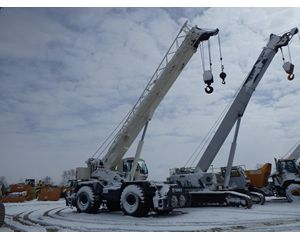 Terex RT670 Rough Terrain Cranes