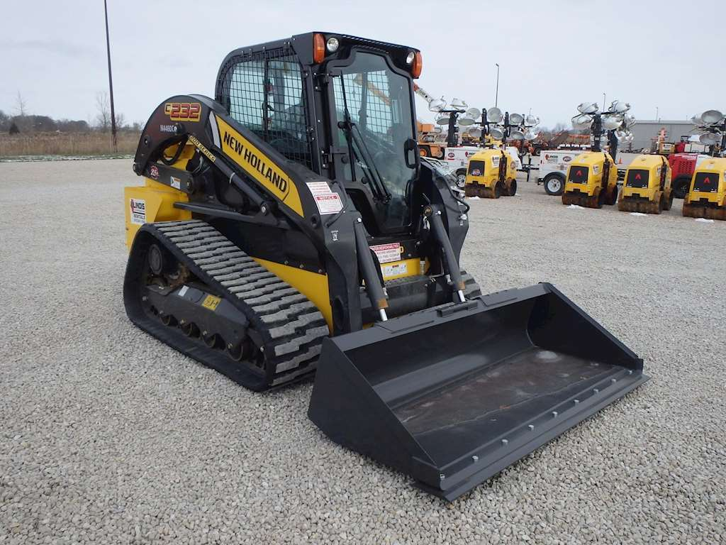 how to jump start a new holland skid steer