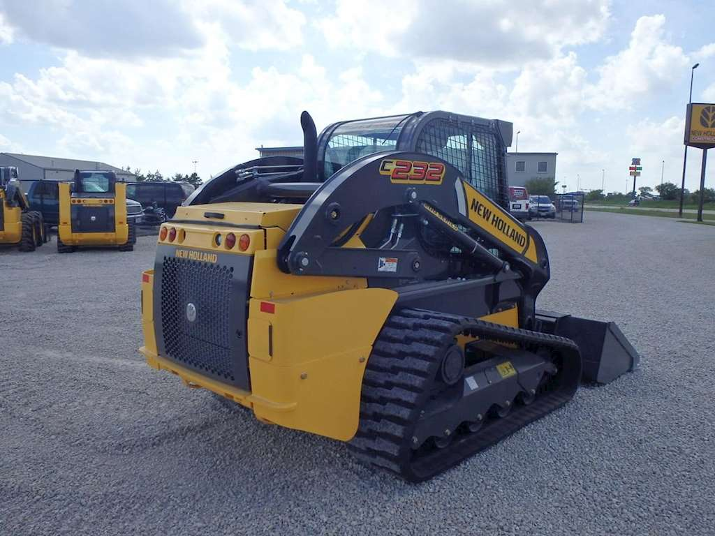 Track Skid Steer Loader : New holland c skid steer track loader for sale
